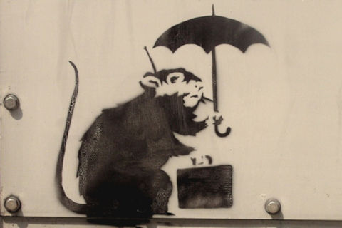 Banksy - Exit Trough the Gift Shop