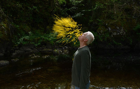 Leaning Into the Wind – Andy