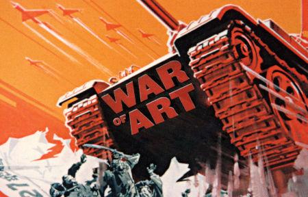War of Art in Mannheim, Kino, 17.06.2019, Cinema Quadrat -