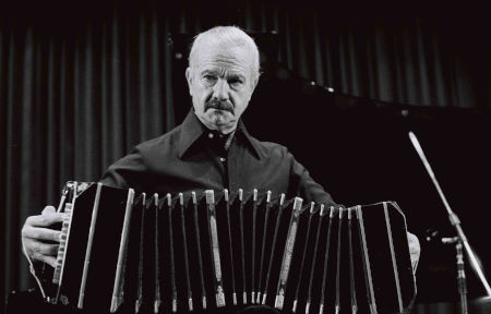 Astor Piazzolla – The Years of the Shark